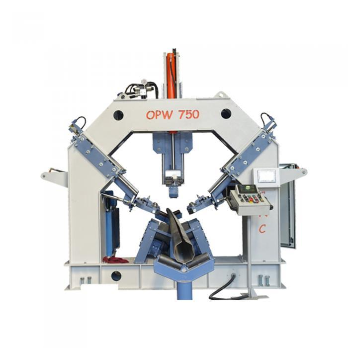 POLYGON WELDING MACHINE